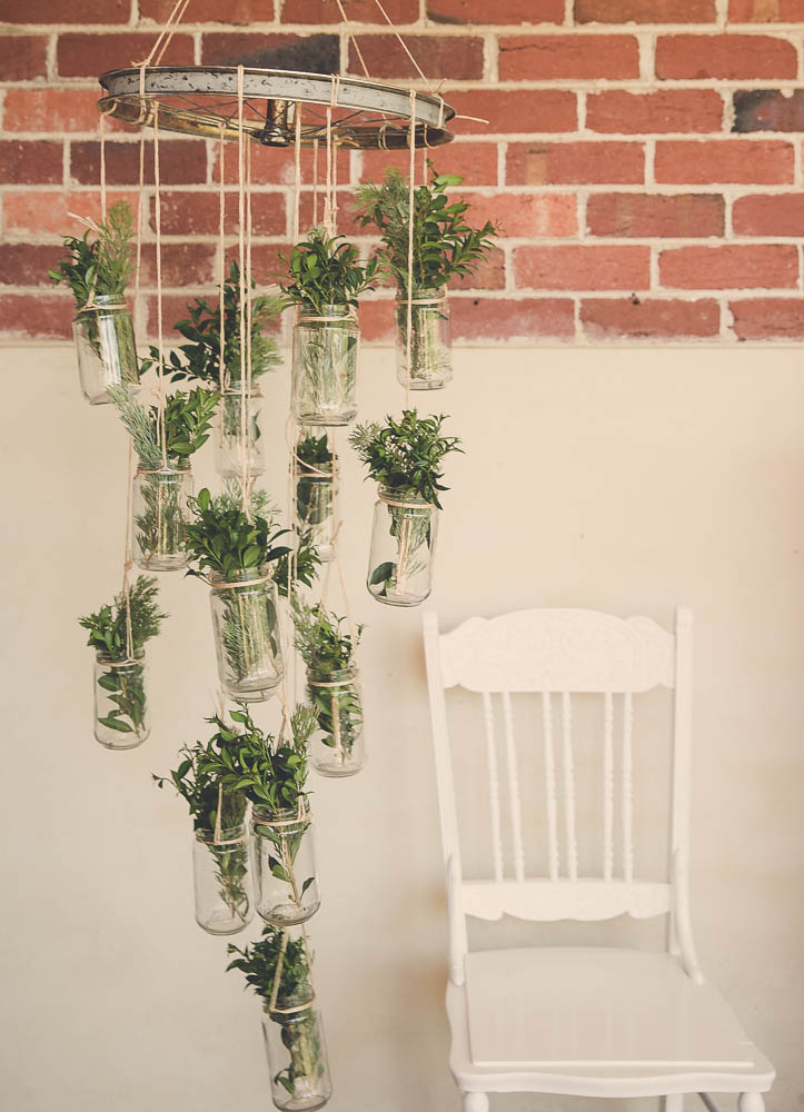 Hanging Jar Chandelier