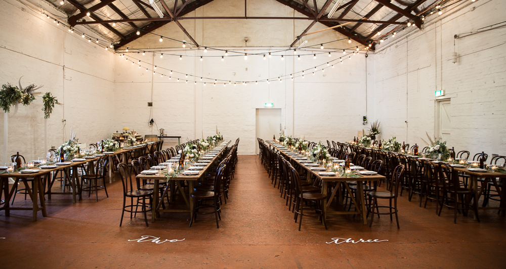 City Farm Wedding