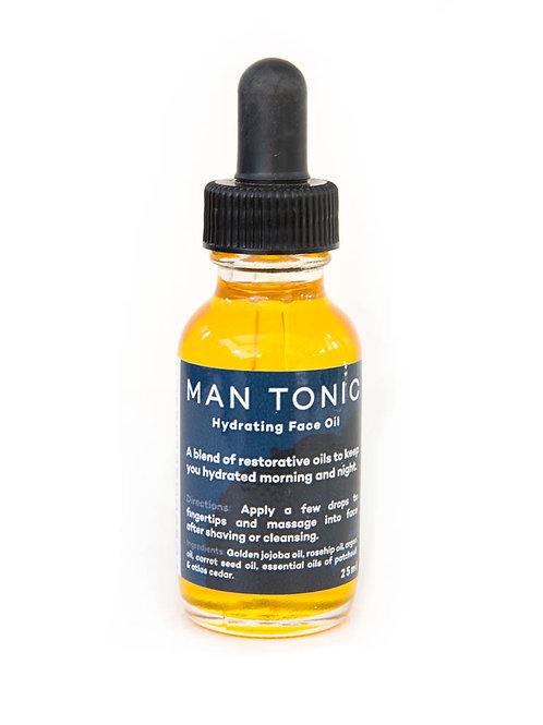 MAN TONIC - Hydrating Face Oil