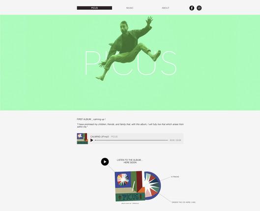 art-direction_music-video_picus_website_