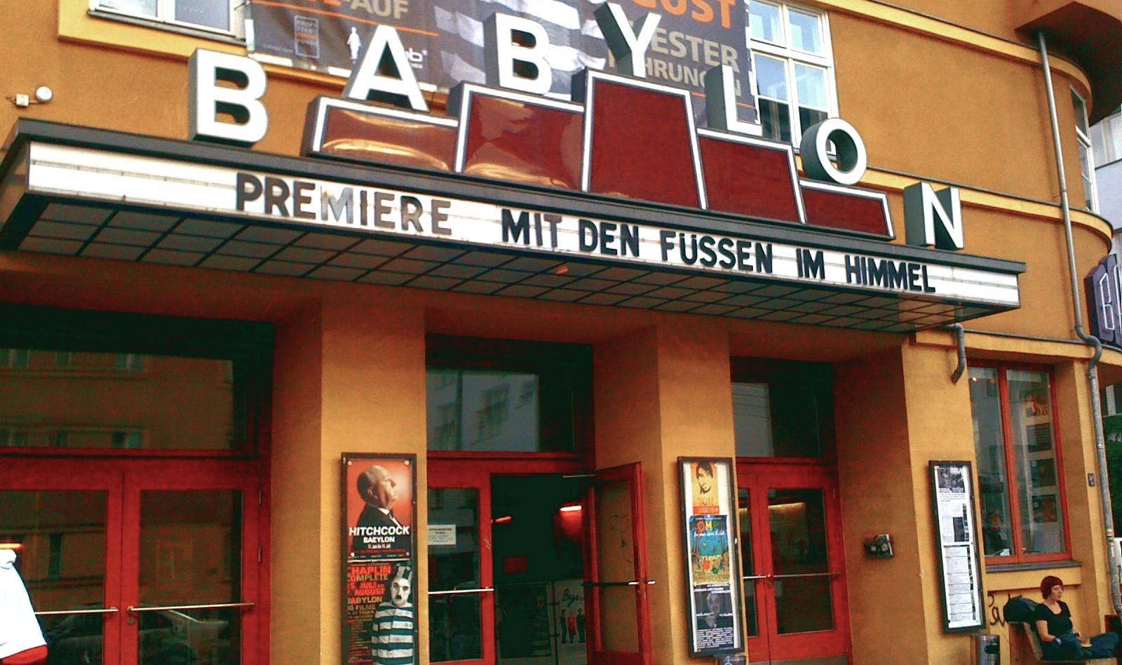 Dasein Projekt - Babylon Kino