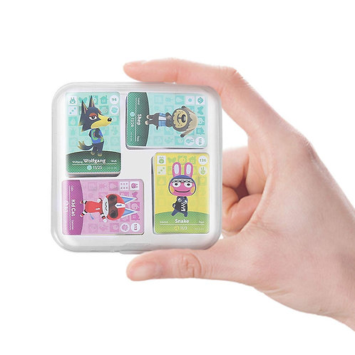 Linkinbot 90 Pcs Animal Crossing Game Cards