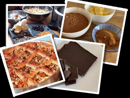 Chocolade en Appeltaart