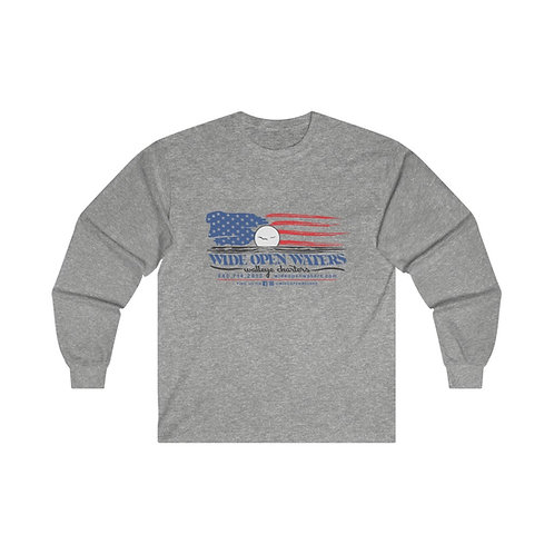 Copy of Ultra Cotton Long Sleeve Tee