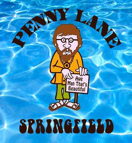 Penny Lane H2O Sticker
