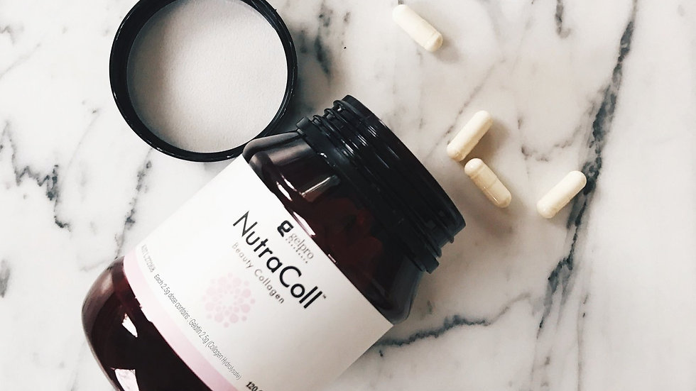 NutraColl Beauty Collogen For Skin Hair and Nails