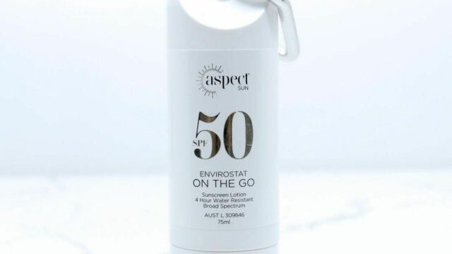 Aspect Gold Envirostat SPF50 - On the Go