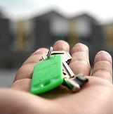 property keys in hand