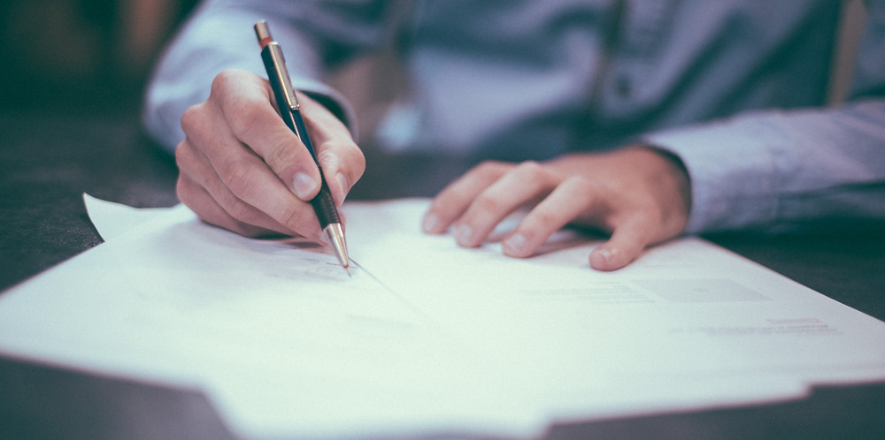 finance contract