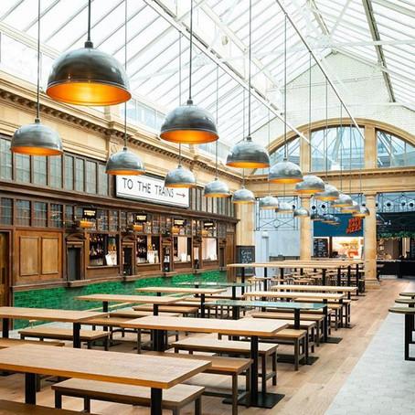 A Tour of the UK Food Halls