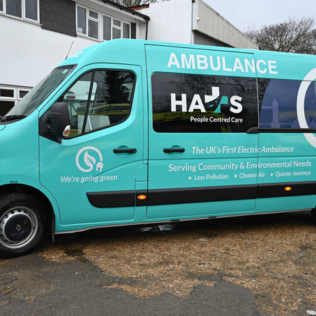 Electrifying the Ambulance Sector