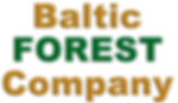 Балтийская лесная компания
