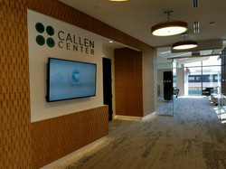 Callen Center Lobby