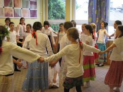 A lányok tánca
