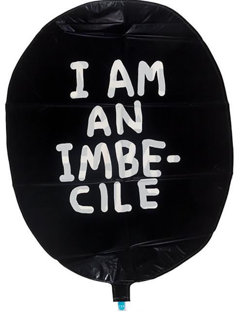 Banksy - I am an Imbecile