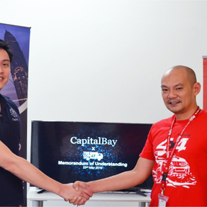 CapBay partners with TheLorry to offer inclusive financing for SME lorry drivers