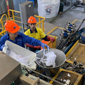Recycling textiles for sector-agnostic circularity