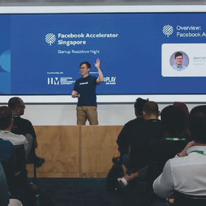 Facebook Accelerator Singapore Season 2 Demo Day