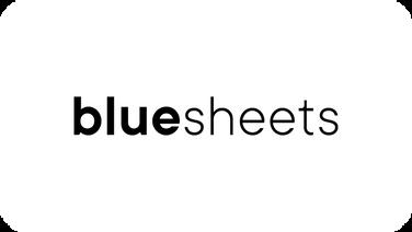 Bluesheets