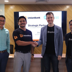 Brankas announces a strategic partnership with UnionBank of the Philippines