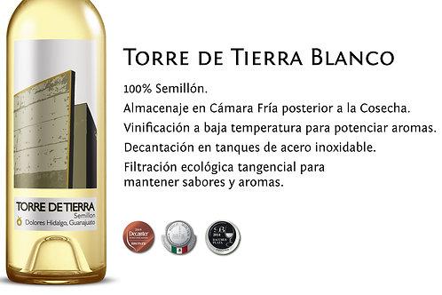 Torre de Tierra Blanco