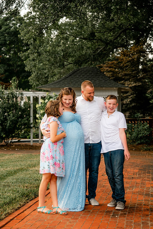 Family Photoshoot in Hickory NC