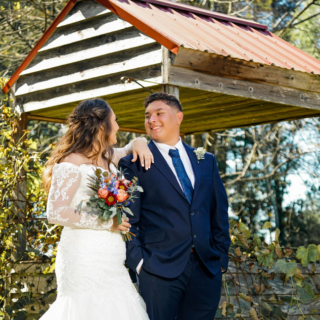 Maiden NC Wedding Photographer
