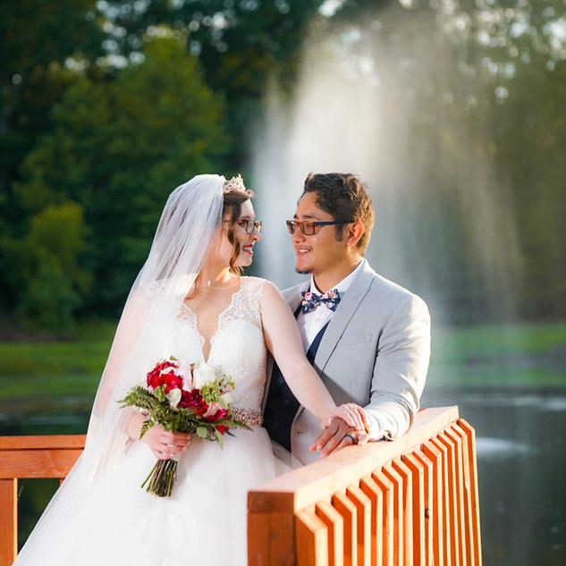 Hickory NC Wedding photography