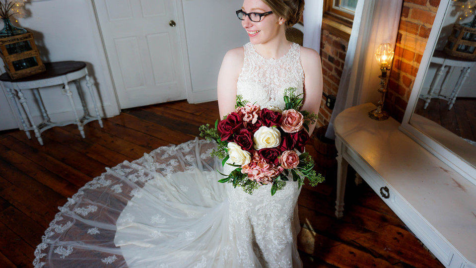 Wedding at 18 Warehouse Venue
