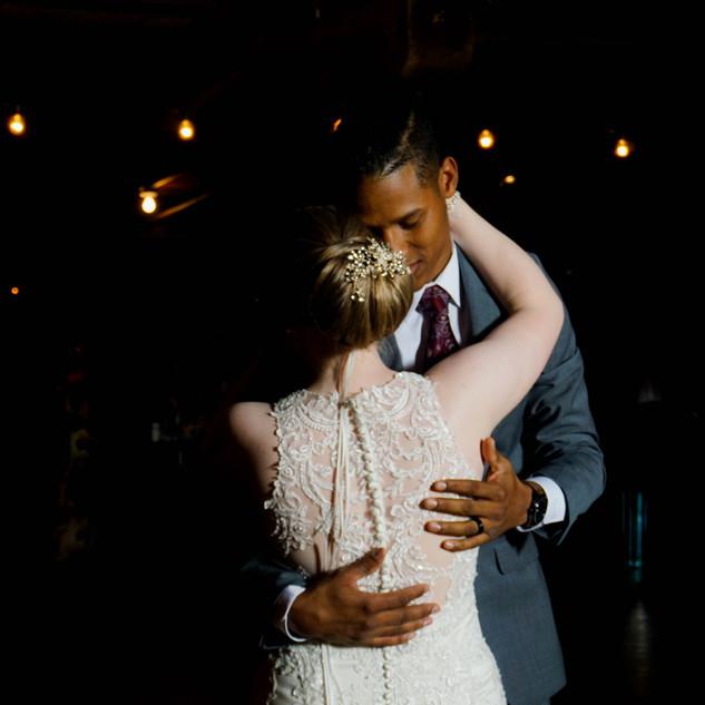 Wedding at Warehouse 18 Venues Hickory NC