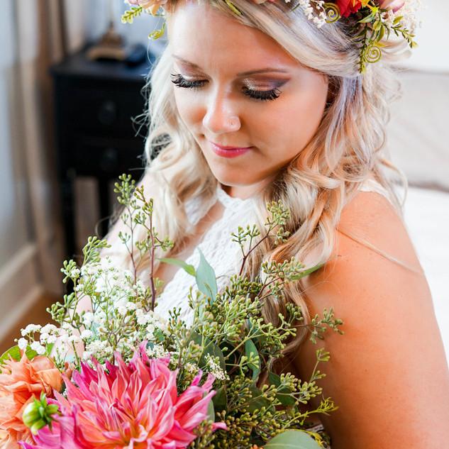 southern wedding photo