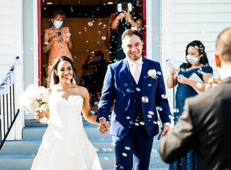My first wedding during Covid 19 Pandemic