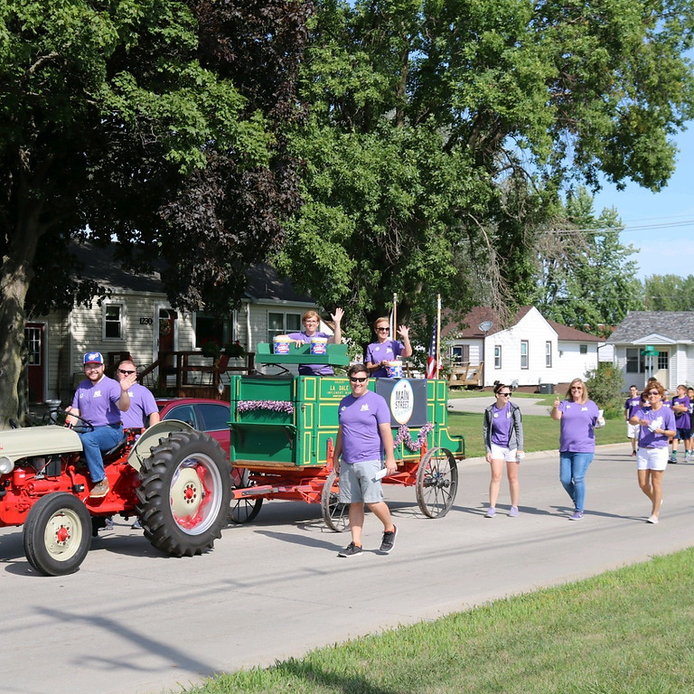 Lincoln Highway Days Parade