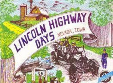 Nevada, Iowa annual Lincoln Highway Days