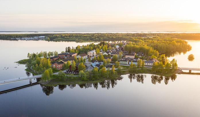Pikisaari, Oulu