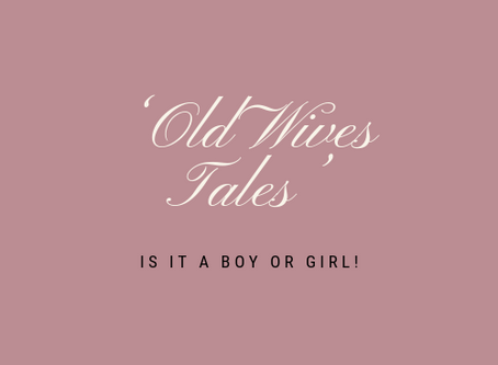'Old Wives Tales'