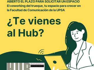 Se buscan proyectos para el Hub 21-22