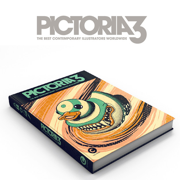 Pictoria 3: Best Contemporary Artists World Wide