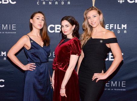 #AFTERMETOO LAUNCHES THEIR FUND AT THE CANADIAN SCREEN AWARDS