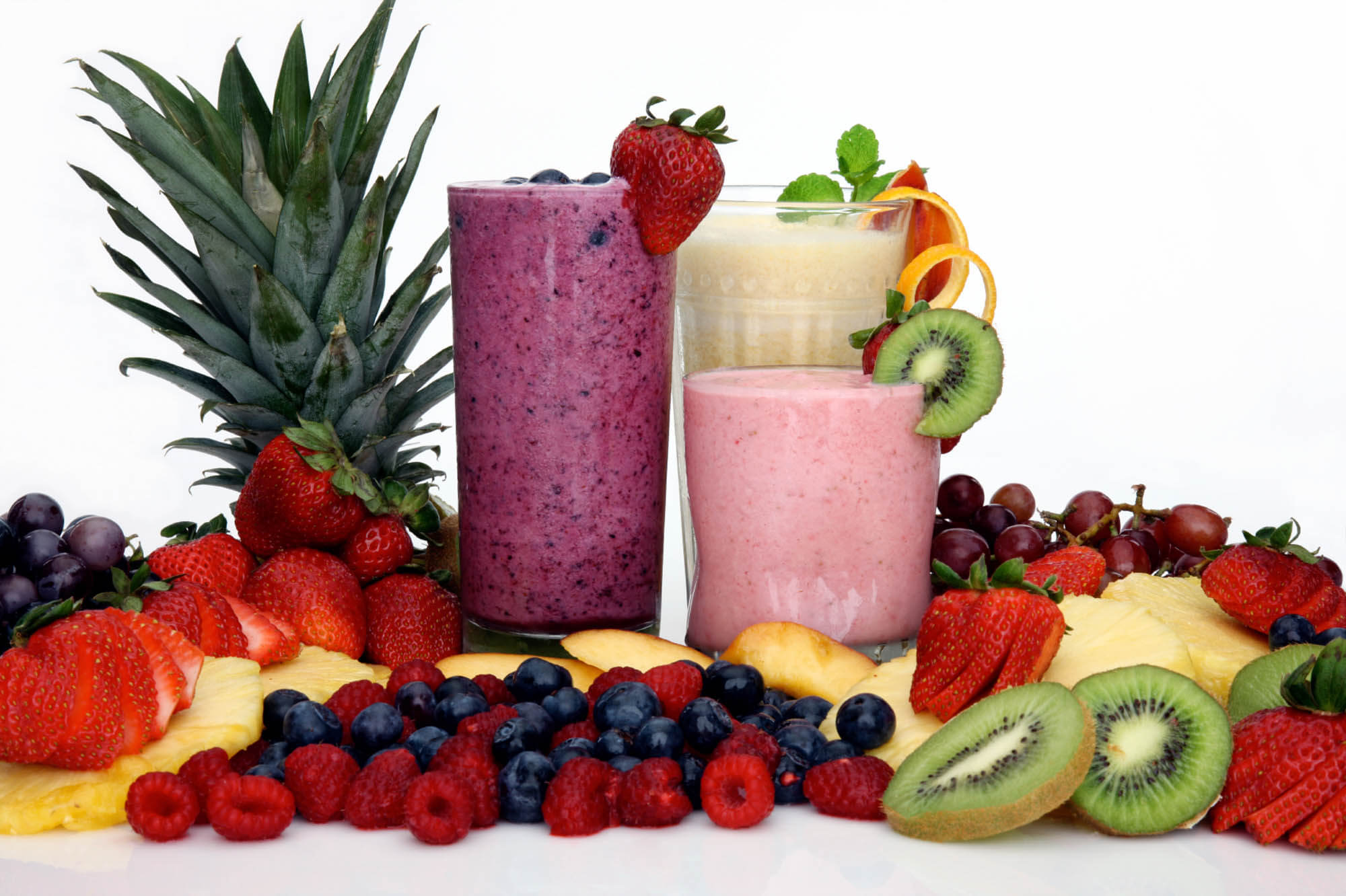 Delicious-fruit-smoothies