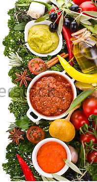 fresh-vegetables-herbs-cooking-sauces-45