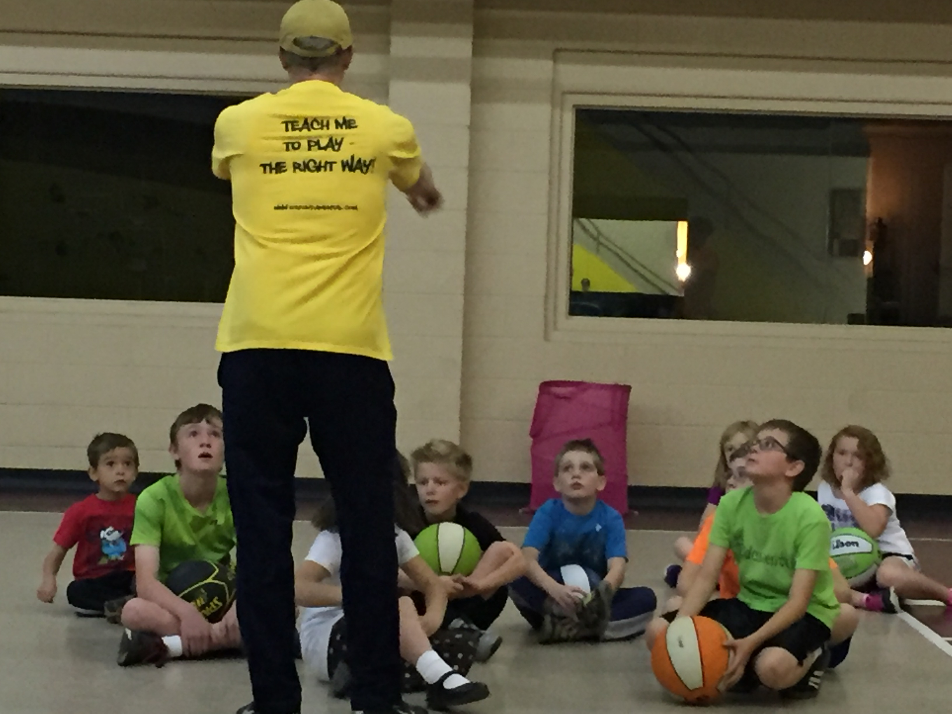 Learning Basketball Rules