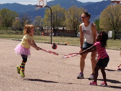 sports for tots