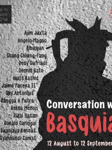 Conversation with Basquiat