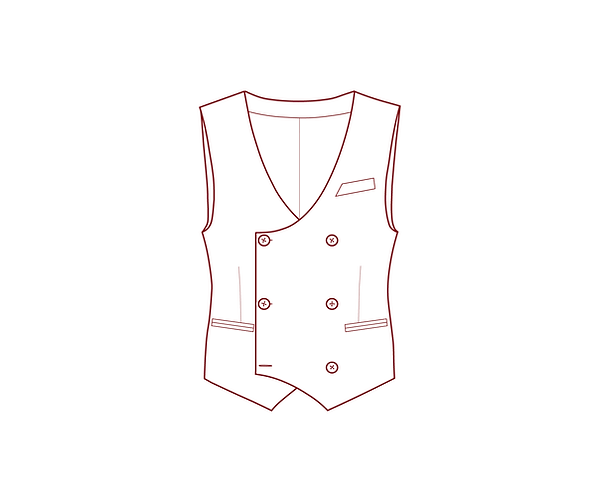 Waistcoat - Double Breasted Final 2-01.p