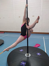 The Pole Vault Studio at Maes y Coed Community Centre