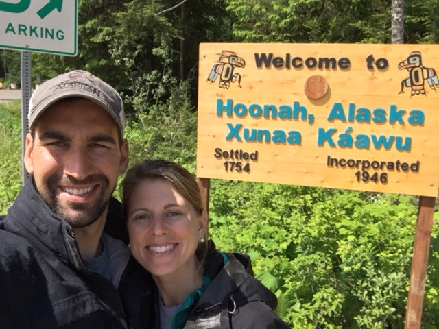 Village travel to Hoonah, AK