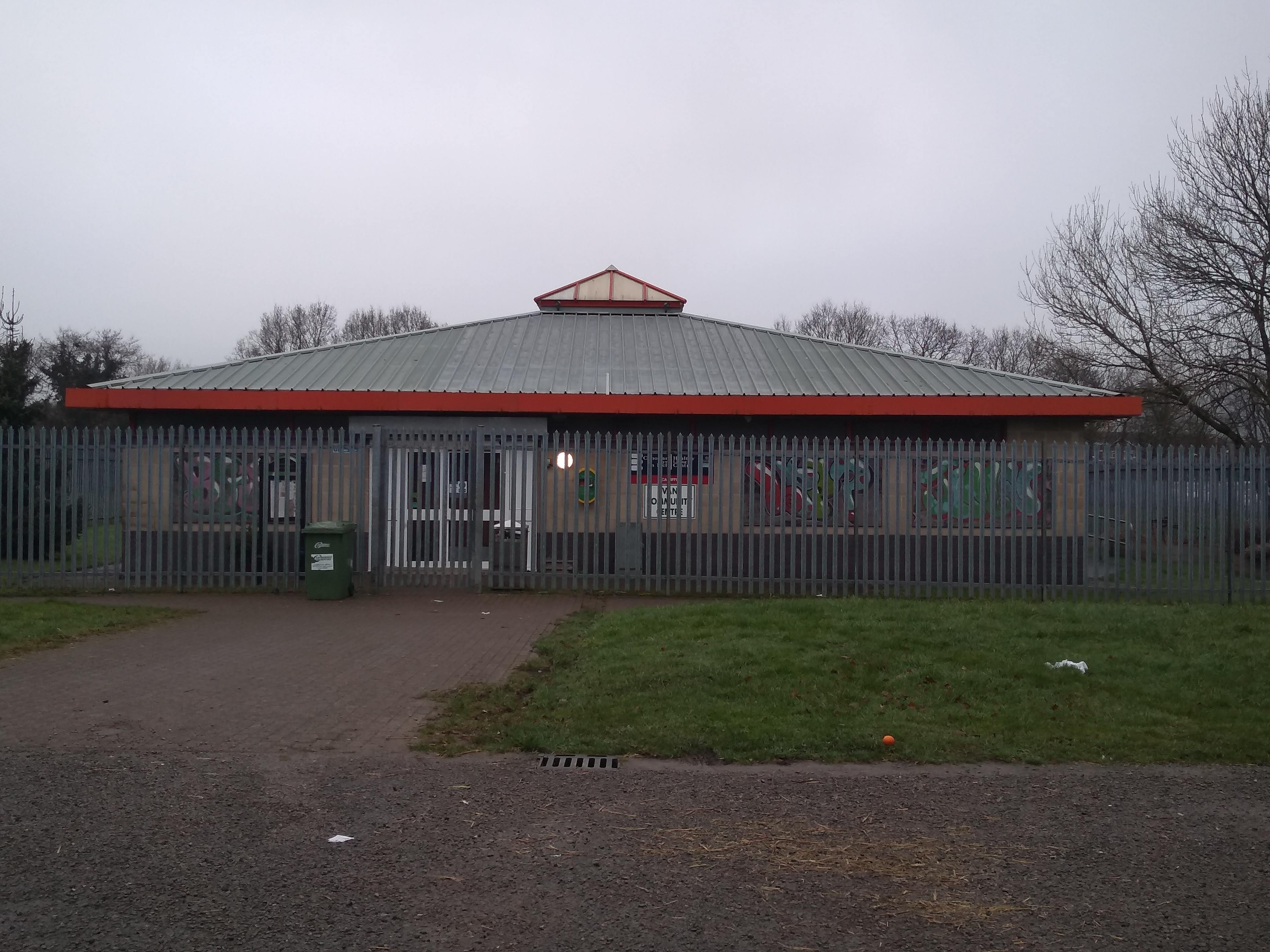 Van Community Centre Pole Class