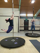 The Pole Vault Studio at Van Community Centre