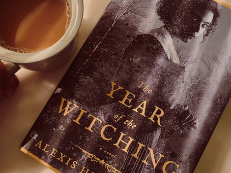 Book Review: The Year of the Witching